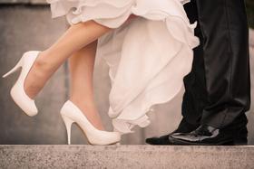 Hochzeit unten