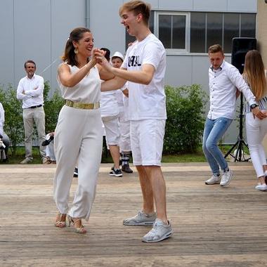 Sommerfest 2017 - Pompös in Weiß